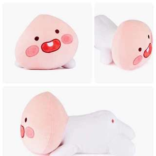 Little Apeach Baby Pillow 姜丹尼爾 同款
