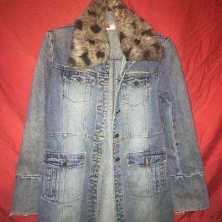 Jaket jeans / winter coat