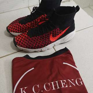Nike Flyknit Footdcape Magista