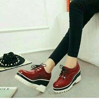 Promo sepatu import wanita baru