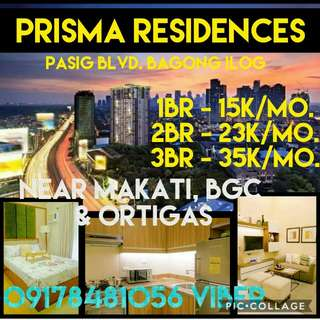 Near BGC and Makati Pre Selling Condominium