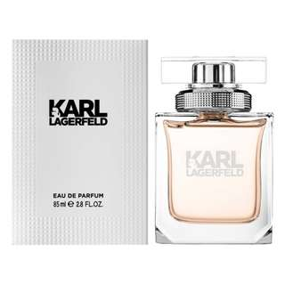 Karl Lagerfeld EDP for Women (85ml Tester) Eau de Parfum White