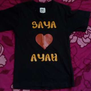 Unisex top for kids