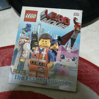 Authentic lego the lego movie the essential guide