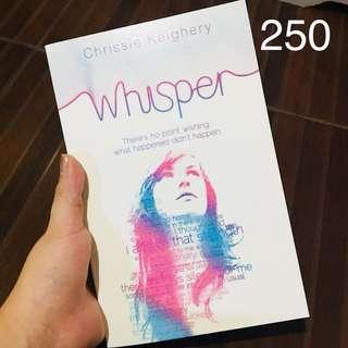 Whisper by Keighery