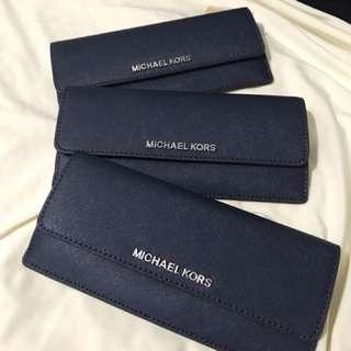 🚚 Michael kors 防刮薄長夾~現貨在台