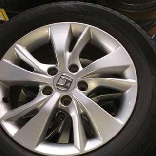 Vezel Wheels