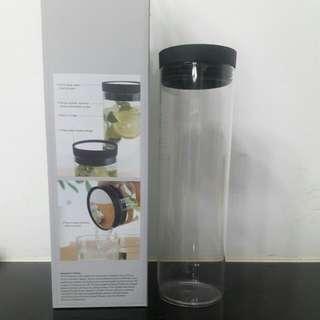 全 新 玻璃 水樽