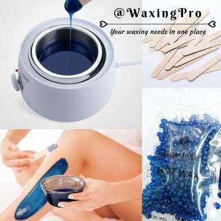 Hair Removal waxing kit