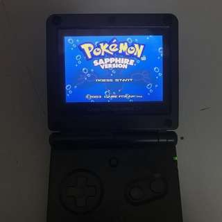 Gameboy Advance SP Ags-101