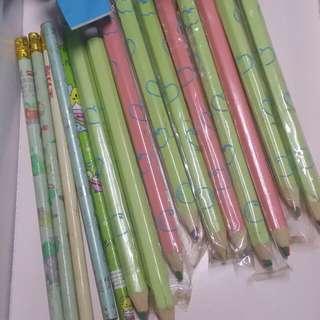 鉛筆&顏色筆(全部)