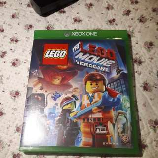 The lego movie vido game for xbox
