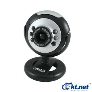 KT iWatch 5000萬攝影機 網路攝影機