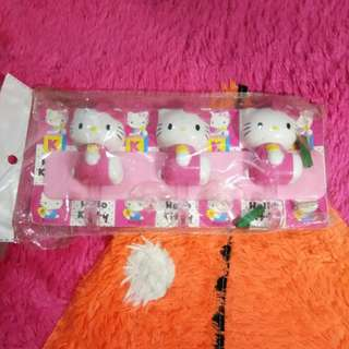 Gantungan Baju Hello Kitty