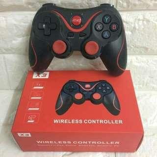 X3 BLUETOOTH CONTROLLER