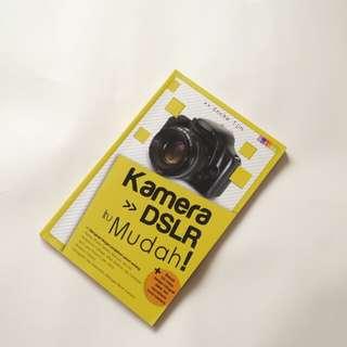 "Buku ""Kamera DLSR Itu Mudah"" by Entje Chin"