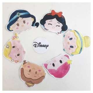 Chapter 2 [Disney Series] #5 Princess Sparkle