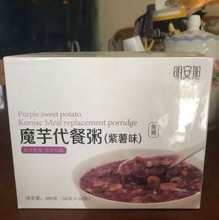 魔芋代餐粥