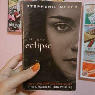 The Twilight Saga Eclipse.