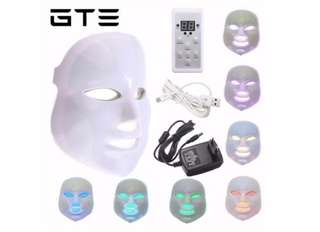 7 colors LED Photon light mask