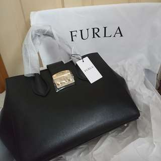 Furla Metropolis Tote Bag! Authentic & New!