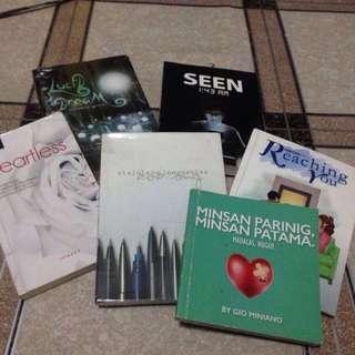 Wattpad Books/ PSICOM Books  💖