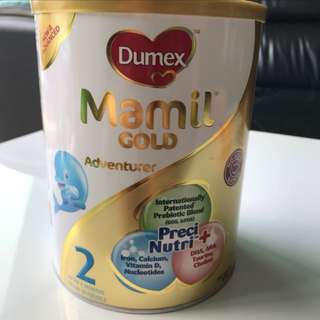 Dumex mamil gold stage 2