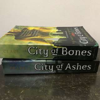 City of Bones/ City of Ashes/ The Mortal Instruments