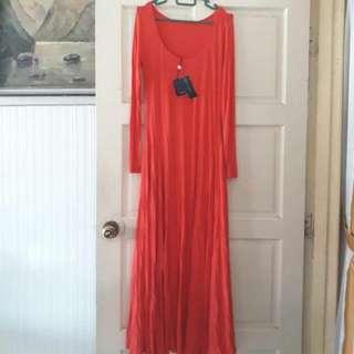Ralph Lauren Long Dress