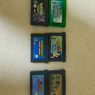 Game Boy Cartridge
