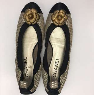 Chanel Ballerinas / Flat