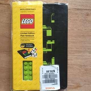 Moleskin Lego Limited Edition