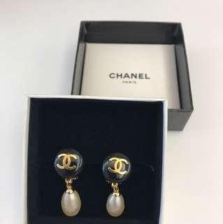 Chanel EarClip 夾耳環