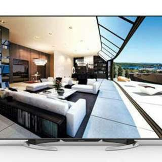 58 inch UHD 3D smart SHARP LC-58UE1M