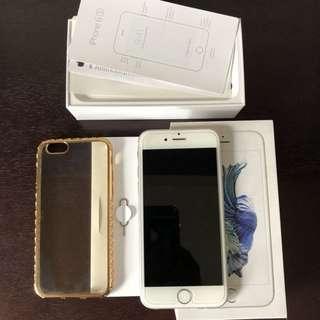 Apple iPhone 6S 16GB Silver Factory Unlocked