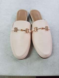 Mule shoes inspired by GUCCI Mule