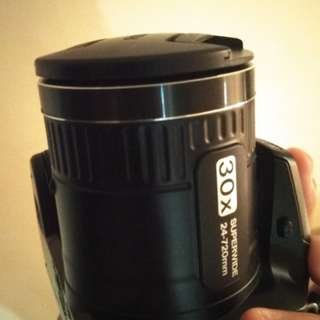 Superzoom, seldom used fujifilm 4800