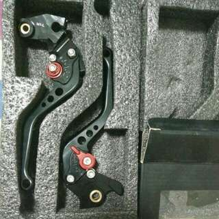 New CNC Levers for YAMAHA MT-15/ R15 V3