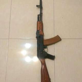 AK47金屬實木 免運