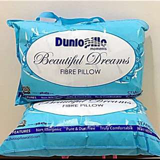 BRAND NEW Dunlopillo Fiber Pillow