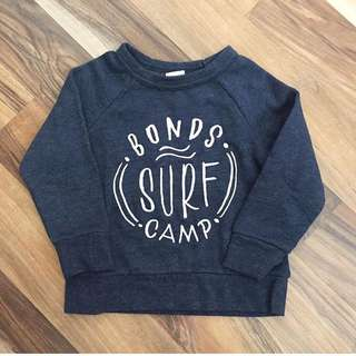 Bonds sweater