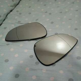 Original Side Mirror Ford Fiesta MK7.5