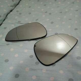 Original Side Mirror Ford Fiesta MK7.5