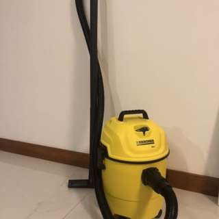 Vacuum Cleaner - Kacher WD 1