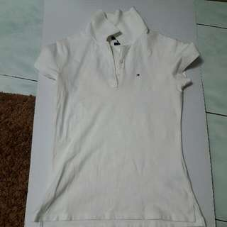 Tommy Ladies Polo Tee