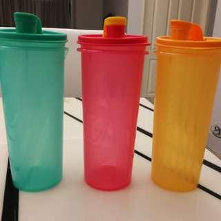 Handy Cool Tupperware Water Bottles