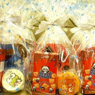 Birthday Party Goodie Bags for Toddlers/Kids