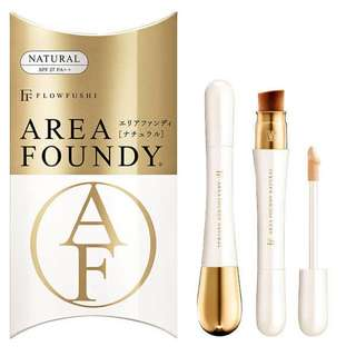 Flowfushi Area Foundy Under Eye Concealer Foundation in Natural