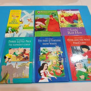 Children's Early Readers (assorted)