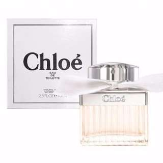 Chloe EDT 75ml tester